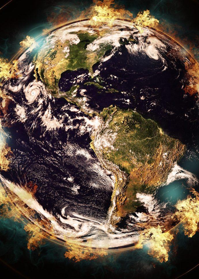 O aquecimento global e sua interferência no sistema da biodiversidade